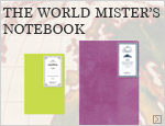 world mister's notebook